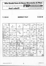 Map Image 002, Winnebago County 1991